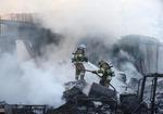 울산 경운기 부품 제조공장 화재