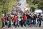 바이든 새정부 출범…희망 안고 미국 향하는 이민자들