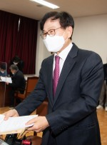 국민의힘 유재중 전 의원 부산시장 보선 불출마