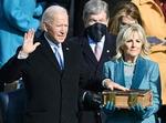 바이든 미국 46대 대통령 취임