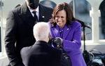 """여성이자 흑인 첫 부통령 해리스 """"일할 준비됐다"""""""