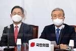 '가덕신공항 폄훼' 김종인·주호영에 직격탄…야당 부산시장 보선후보들 반기