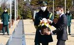 벨기에군 한국전쟁 참전 70주년 행사