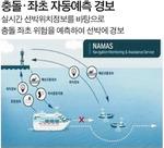 선박 안전 도우미 '바다 내비게이션' 30일 세계 첫 도입