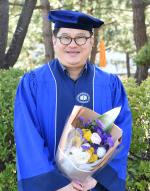 부경대 졸업성적 1위는 47세 만학도 박진우 씨