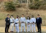 부산경상대학교 스포츠레저과 부산시장기 유도대회 대학부 단체전 우승