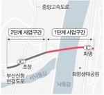 메가시티 외치는데…김해 대동면 초정~부산 북구 화명 광역도로는 18년째 불통