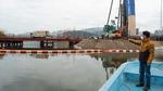 낙동강 어류 산란지, 환경평가 없는 보행교 건설 논란
