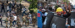 미얀마 민주화 외침 한 달…군 '유혈진압' 시민 '불복종' 긴장 고조