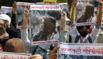 미얀마 경찰, 또 다시 실탄 발사...최소 3명 중상