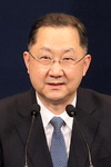 신임 민정수석 김진국