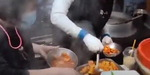 부산 돼지국밥집 유명 BJ 방송중 카메라에 딱 찍힌 '깍두기 재사용'