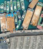 부산항만공사,드론으로 물양장 집단계류 선박 스마트 관리