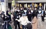 후쿠시마 원전사고 10주기 추모