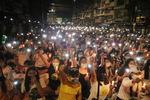 """미얀마 쿠데타 저항 문민정부 """"反군부 혁명 머지 않았다"""""""