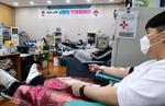 부산 동의과학대학교 학생들 '사랑의 헌혈 릴레이'