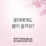 [카드뉴스]롯데에게도 봄이올까요?