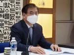 """서훈 """"한미일, 북핵문제 시급성·북미협상 조기재개 노력 공감"""""""