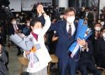박형준 후보 당선…야당, 부산권력 3년 만에 탈환