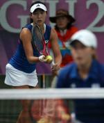 이소라, 터키 14차 대회 여자 복식 우승 차지…한달 간 3차례 우승