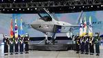 첫 한국형 전투기 '보라매' 시제품 나왔다