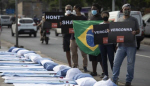 브라질, 젊은 층에서 코로나 중증 환자 급증…원인은 변이 바이러스?