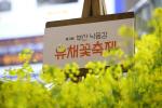 비대면 부산낙동강 유채꽃 축제 호응