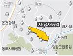 서·금사 5구역(부산 금정구 정비사업) 4394세대 수주전 점화…메이저 4社 빅매치