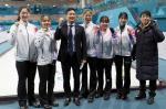 '팀 민지' 여자컬링, 세계랭킹 1위 스웨덴 제압...조 5위 기록 중