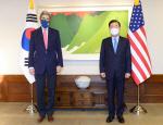 정의용 장관, 美 기후특사 면담…日오염수, 기후 정상회의 등 논의