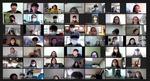 동서대 '고 글로벌' 온라인 개회식