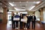 부산경상대학교 총동문회, 후배들에게 미래인재 장학금 전달
