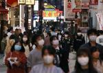 일본 나흘째 코로나19 신규 확진자 5000명 넘어