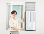 삼성전자 윈도우 핏 출시…창문형 에어컨 시장 '후끈'
