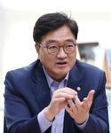 민주당 대표 후보 인터뷰 <3> 우원식