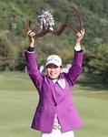 박민지, 골프 세계랭킹 36위로 '폴짝'