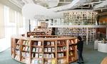 건설사 상가 수익 포기하고 도서관을 열었다