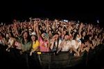 중국 우한 젊은이들 'NO 마스크'로 축제 삼매경