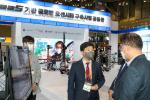 이해우 동아대 총장, '2021 드론쇼코리아' 개막식 참석