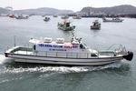 """""""일본 원전 오염수 방류는 범죄"""" 전국 어업인 동시 해상시위"""