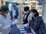 봉래1동, 민·관 협력 『찾아가는 복지상담소』개최