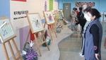 부산예술대 성인 학습자 31일까지 희망 전시회