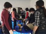 2021 용호동 도시재생 주민역량강화사업'목공DIY 교실' 개강