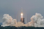 중국 창정 5호B 로켓 파편 추락 가능성에 미국 반발 확산