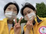 코로나시대 발달장애인을 위해 온·오프라인으로 맹활약중인 대학생 자원봉사단