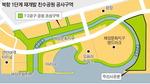 북항 친수공원 조경공사 '큰 장' 선다