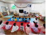 사상구보건소 치매안심센터, 어린이집 연계 치매인식개선 교육 실시