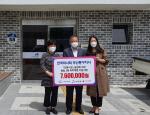 한국마사회 부산동구지사, 범일2동 취약계층 지원