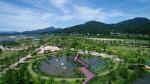 국내 최대 수변 생태공원 거창 창포원 개장
