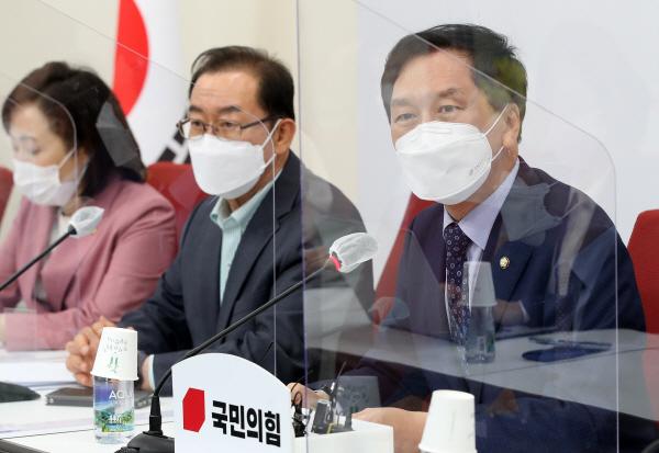 국민의힘 대표 출마 러시… 셈법 다른 영남당 논란